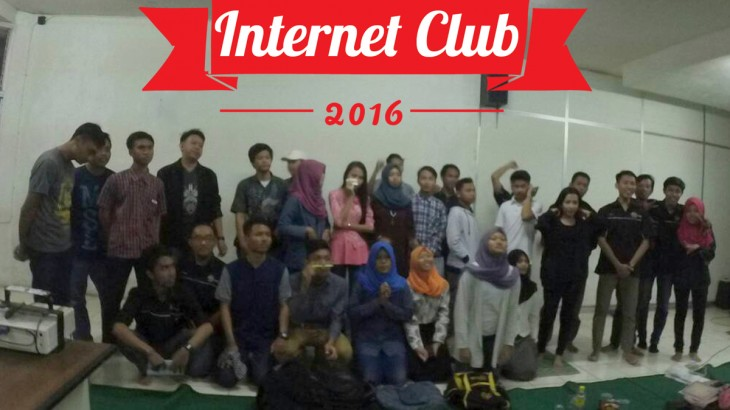 Welcome to Internet Club